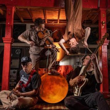Michot's Melody Makers (Louis Michot of Grammy Winners Loss Bayou Ramblers)