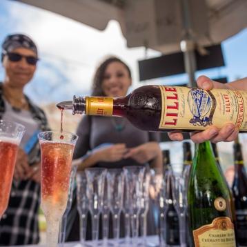 Joie de vivre, Signature Cocktail